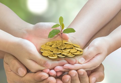 What value of Assets is required to make a Trust Fund viable?